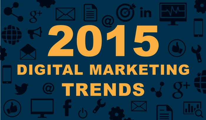 Digital Marketing Drifts Of 2015